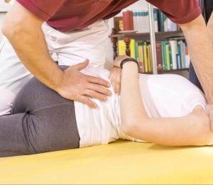 Parietale Osteopathie (Chiro-Techniken)
